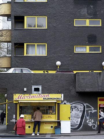 Maximilian Imbiss - nicht der, der dort war, aber doch stilistisch vergleichbar